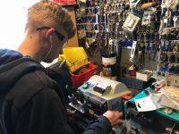 Fletcher Locks, callout, locksmith